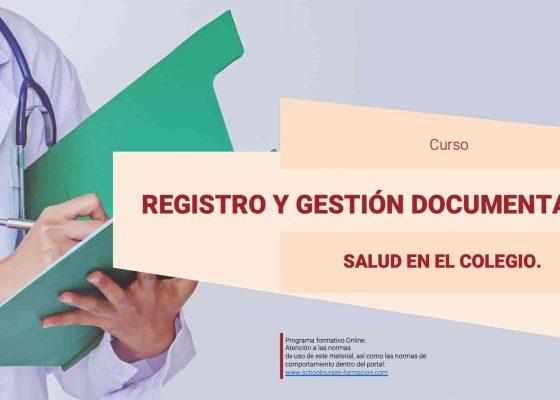 Registro y Gestión Documental Sanitaria en el Colegio